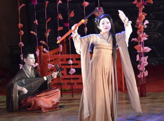 汉唐乐府_中国文艺网-第五届北京传统音乐节闭幕